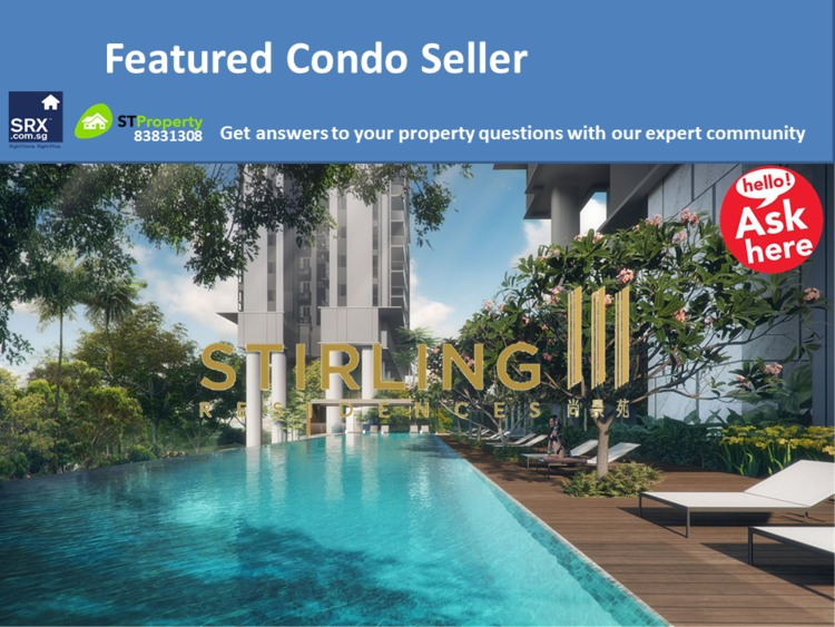 Stirling Residences photo thumbnail