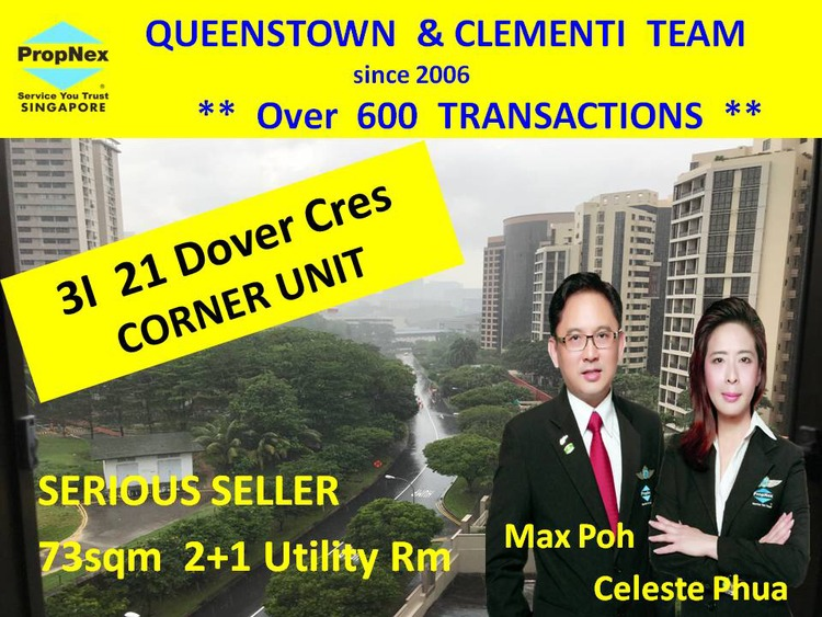 21 Dover Crescent