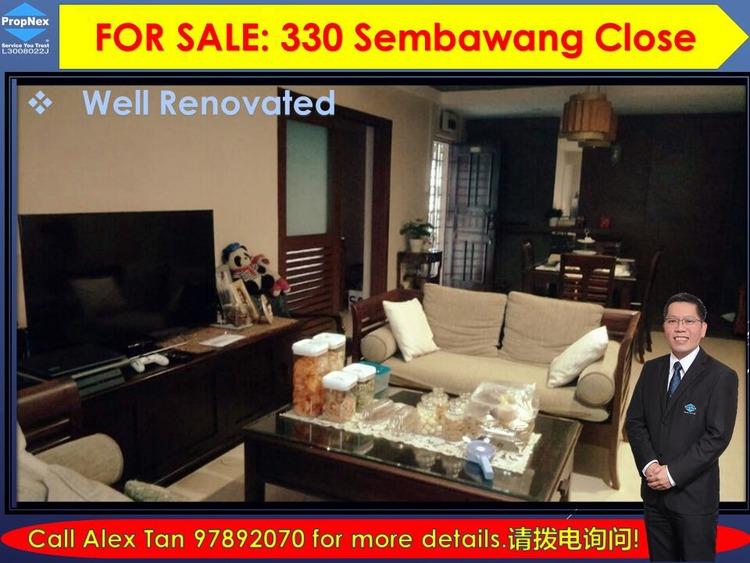 330 Sembawang Close