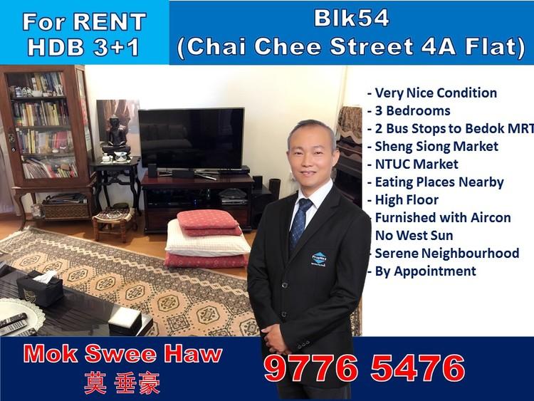 54 Chai Chee Street