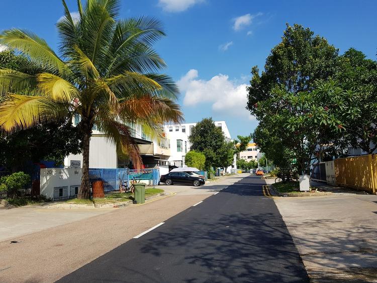 Tuas View Place