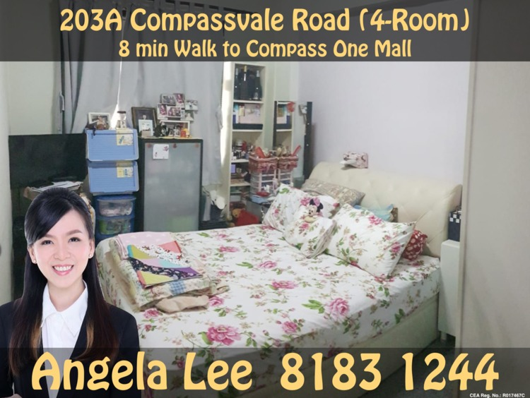 203A Compassvale Road