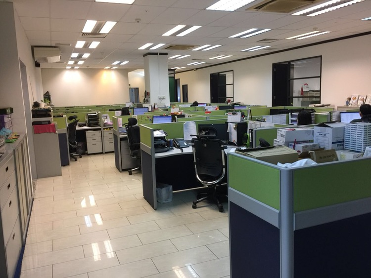 Wangi Industrial Building