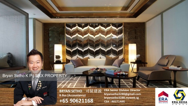 The Ritz Carlton Residences (D9), Apartment   For Sale