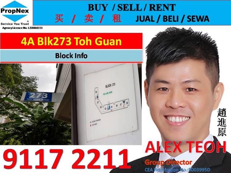273 Toh Guan Road
