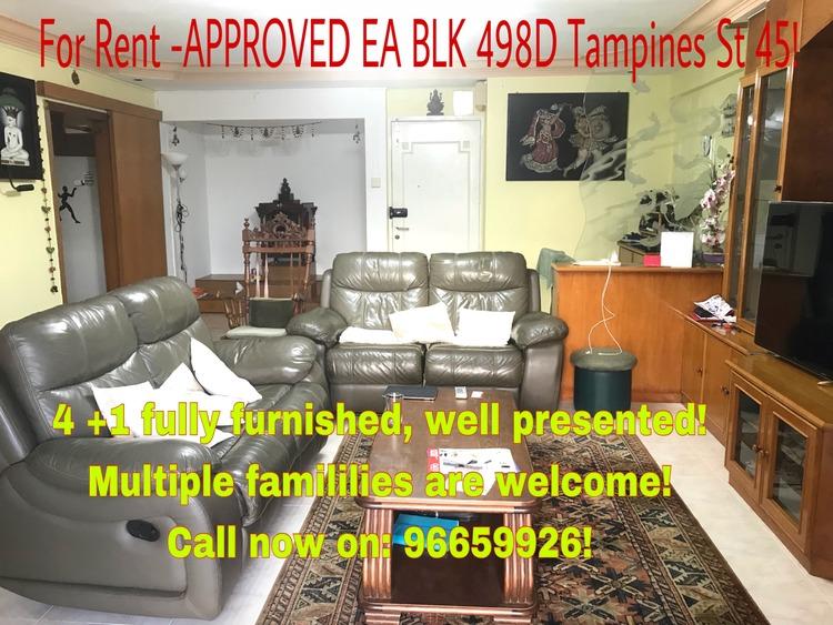 498D Tampines Street 45