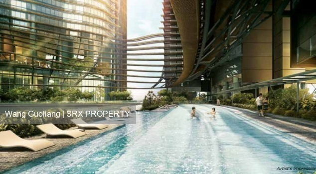 Marina One Residences (D1), Apartment #173301722