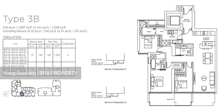 Marina One Residences (D1), Apartment #173301762