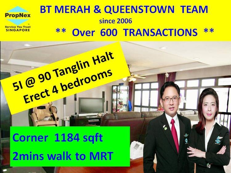 90 Tanglin Halt Road