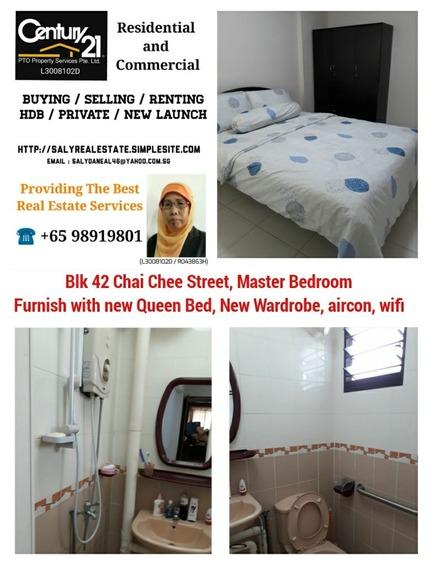 42 Chai Chee Street