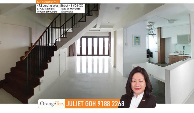 472 Jurong West Street 41