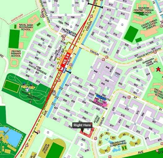 821 Yishun Street 81