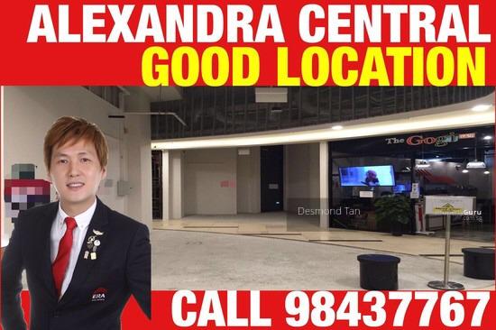 Alexandra Central