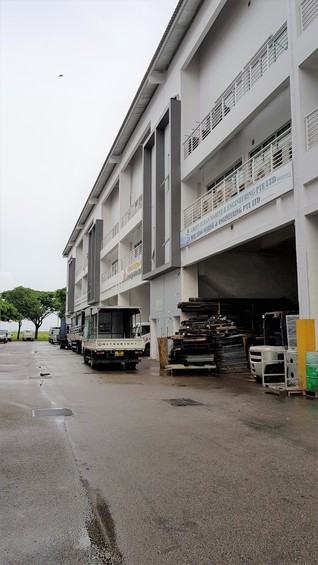 Tuas Cove Industrial Centre