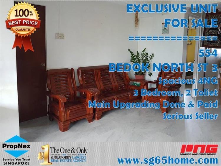 554 Bedok North Street 3