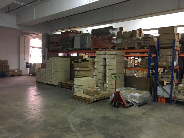 Noble Warehouse