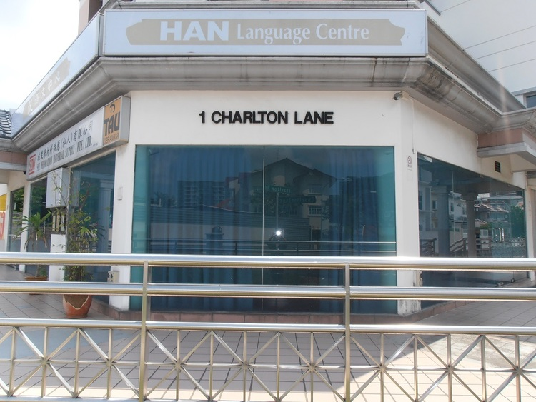 Charlton Corner