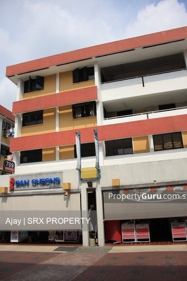 Ang Mo Kio Avenue 8 (D20), HDB Shop House #175055872
