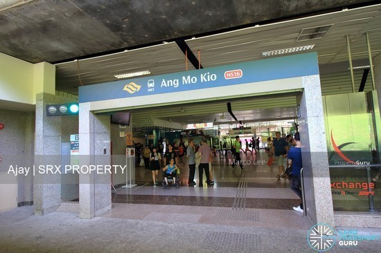 Ang Mo Kio Avenue 8 (D20), HDB Shop House #175056002