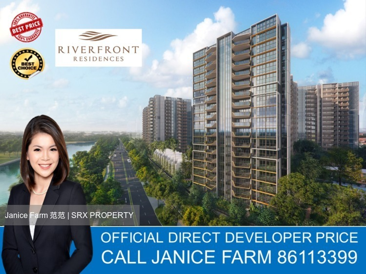 Riverfront Residences (D19), Apartment #175132792