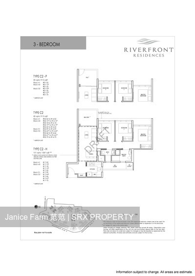Riverfront Residences (D19), Apartment #175132992