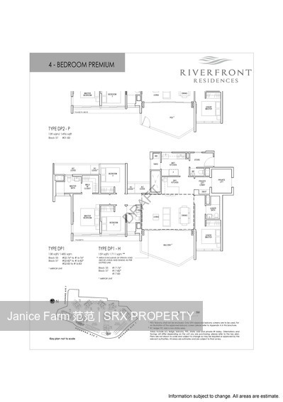 Riverfront Residences (D19), Apartment #175135152