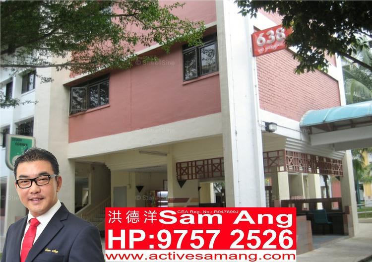 638 Ang Mo Kio Avenue 6