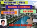 Waterfront @ Faber