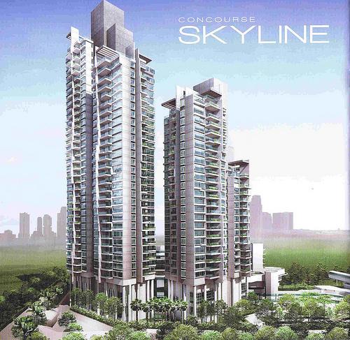 Concourse Skyline