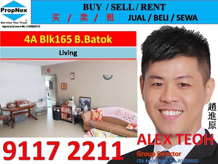 165 Bukit Batok West Avenue 8