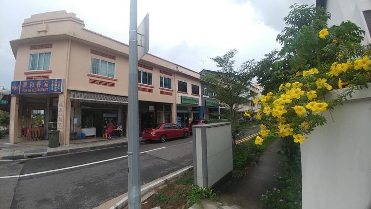 Crane Road