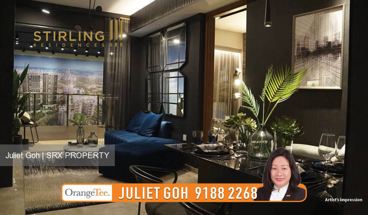 Stirling Residences (D3), Apartment #177738902