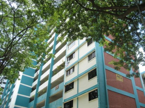 463 Ang Mo Kio Avenue 10