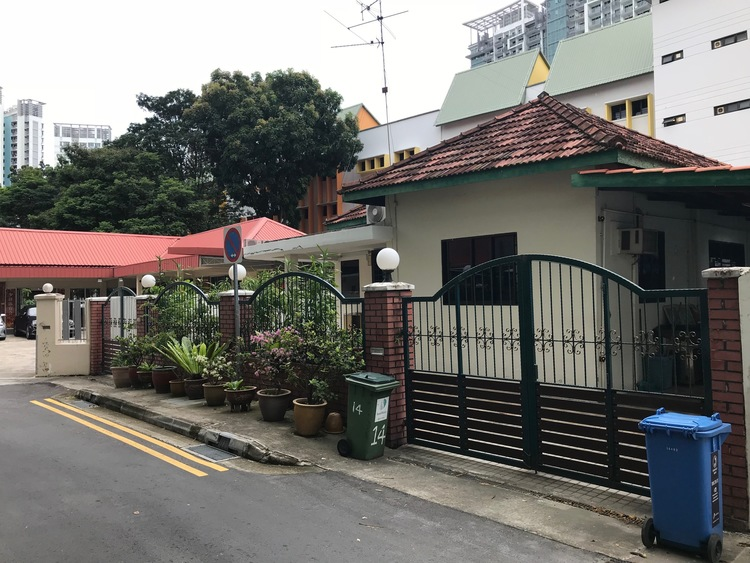 Beng Wan Road