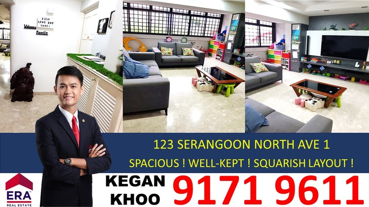 123 Serangoon North Avenue 1