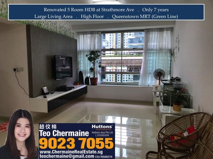 62A Strathmore Avenue