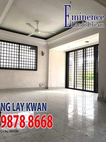 Bukit Loyang Estate