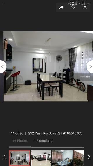 212 Pasir Ris Street 21