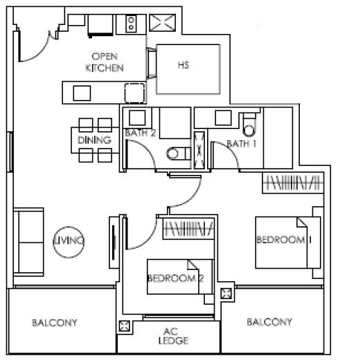 Bedok Residences