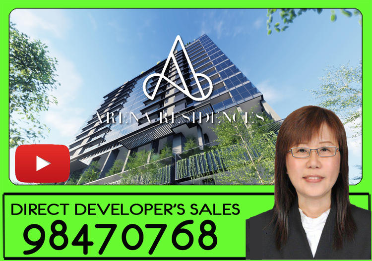Arena Residences photo thumbnail