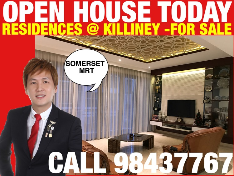 Residences @ Killiney