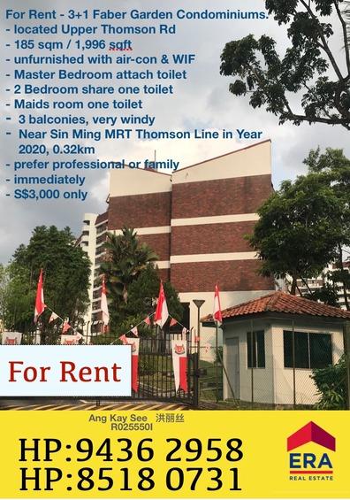 Faber Garden Condominium