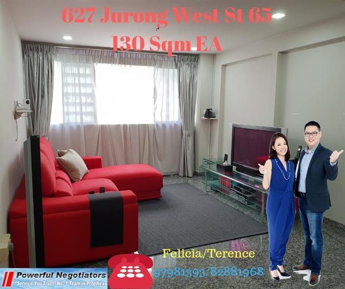 627 Jurong West Street 65