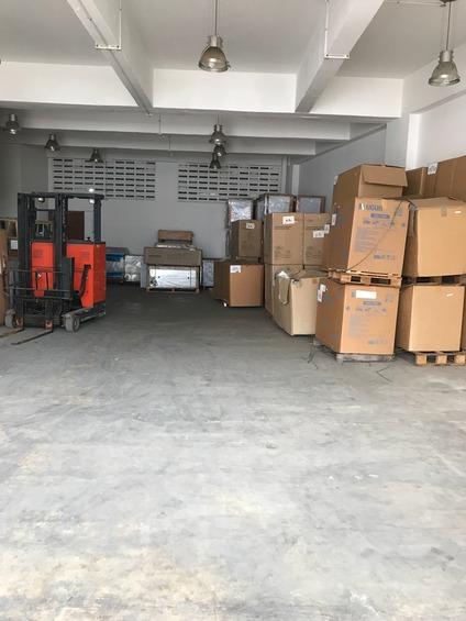 Civic Terrace Warehouse
