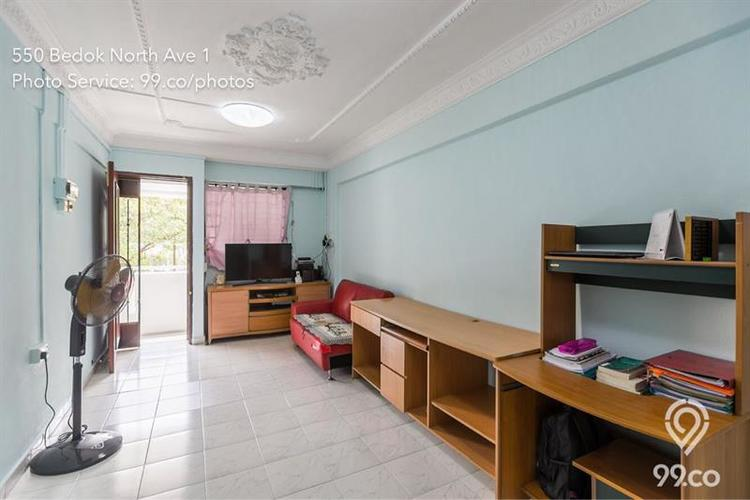 550 Bedok North Avenue 1
