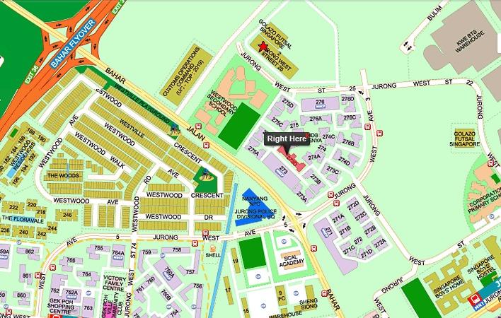 273D Jurong West Avenue 3