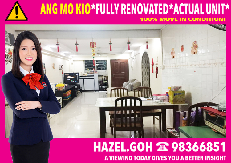 557 Ang Mo Kio Avenue 10