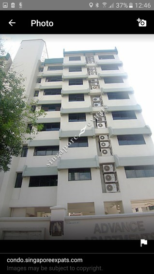 Advance Apartment