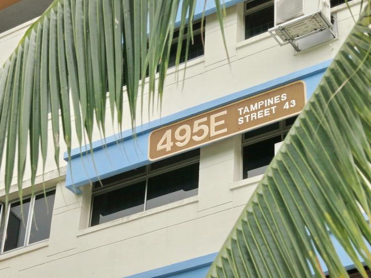 495E Tampines Street 43