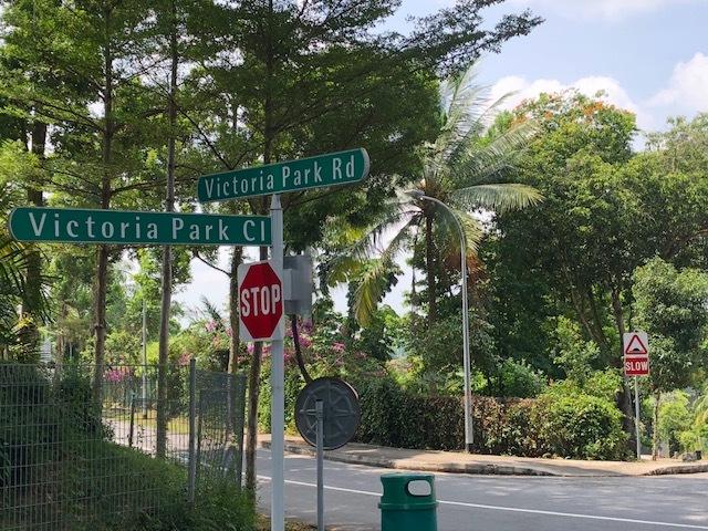 Victoria Park Road